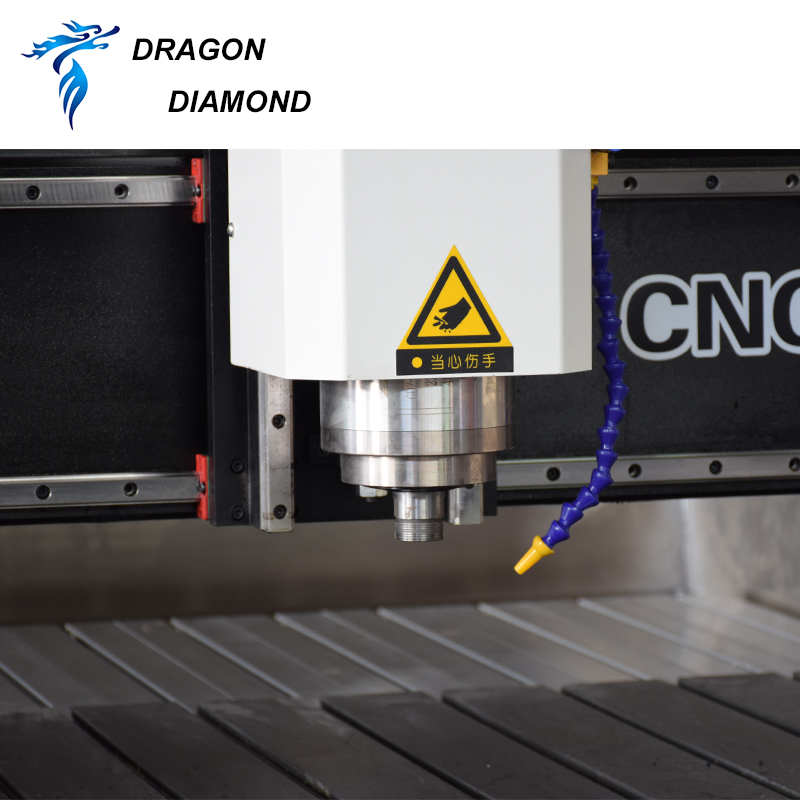 CNC Metal Cutting Engraving Machine